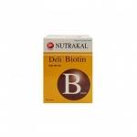 NUTRAKAL DELI BIOTIN (60 แคปซูล)