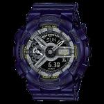 นาฬิกา คาสิโอ Casio G-Shock S-Series Metalic Colors รุ่น GMA-S110MC-2A (สี Dark Navy) ของแท้ รับประกัน1ปี