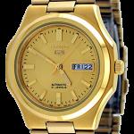 นาฬิกาข้อมือ SEIKO 5 Automatic รุ่น SNKK52K1