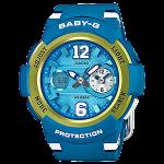 นาฬิกา Casio Baby-G Standard ANALOG-DIGITAL รุ่น BGA-210-2B ของแท้ รับประกัน1ปี