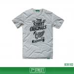 เสื้อยืด 7TH STREET - รุ่น Bike | Top dry grey