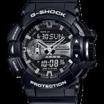 นาฬิกา Casio G-Shock Limited Garish Black & Gold Series รุ่น GA-400GB-1A สีดำเงิน ของแท้ รับประกัน1ปี