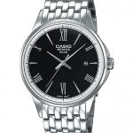 นาฬิกา คาสิโอ Casio BESIDE 3-HAND ANALOG รุ่น BEM-126D-1AV