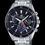 นาฬิกา Casio EDIFICE CHRONOGRAPH รุ่น EFR-552D-1A3V ของแท้ รับประกัน 1 ปี