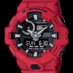 นาฬิกา คาสิโอ Casio G-Shock Standard ANALOG-DIGITAL รุ่น GA-700-4A ของแท้ รับประกัน 1 ปี