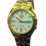นาฬิกาข้อมือ SEIKO 5 Automatic รุ่น SNK332K1