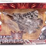 Transformers Revenge of the Fallen Starscream Voyager Class [KO] NEW