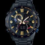 นาฬิกา คาสิโอ Casio EDIFICE ANALOG-DIGITAL รุ่น ERA-201RBK-1A Red Bull Racing ลิมิเต็ดเอดิชัน