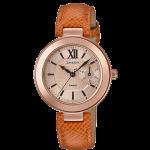 นาฬิกา คาสิโอ Casio SHEEN BROWN COLOR SERIES รุ่น SHE-3051PGL-7A ของแท้ รับประกัน1ปี