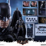 Hot Toys VGM26 Batman Batman Arkham Knight 1/6 Scale NEW