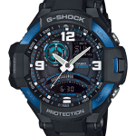 นาฬิกา คาสิโอ Casio G-Shock GRAVITY DEFIER รุ่น GA-1000-2B
