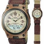 นาฬิกา คาสิโอ Casio 10 YEAR BATTERY รุ่น AW-80V-5B