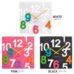 นาฬิกาแขวน meidi clock สี่เหลี่ยม (ซื้อ 3 ชิ้น ราคาส่ง 350 บาท/ชิ้น)