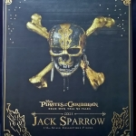 Hot Toys DX15 Jack Sparrow Dead Men Tell No Tales NEW