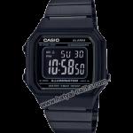 นาฬิกา คาสิโอ Casio STANDARD DIGITAL B650 series รุ่น B650WB-1B (Black Out) ของแท้ รับประกัน1ปี (หายาก ไม่มีขายในไทย)