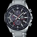 นาฬิกา Casio EDIFICE Solar-Powered CHRONOGRAPH รุ่น EQS-900DB-1AV ของแท้ รับประกัน 1 ปี