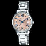 นาฬิกา คาสิโอ Casio SHEEN 3-HAND ANALOG รุ่น SHE-4050D-9A ของแท้ รับประกัน1ปี