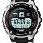 นาฬิกา คาสิโอ Casio 10 YEAR BATTERY รุ่น AE-2000WD-1A