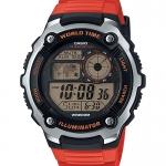 นาฬิกา คาสิโอ Casio 10 YEAR BATTERY รุ่น AE-2100W-4AV
