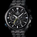 นาฬิกา คาสิโอ Casio EDIFICE CHRONOGRAPH รุ่น EFR-537BK-1AV ใหม่ล่าสุด