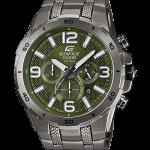 นาฬิกา คาสิโอ Casio EDIFICE CHRONOGRAPH รุ่น EFR-538BK-3AV
