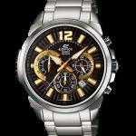 นาฬิกา คาสิโอ Casio EDIFICE CHRONOGRAPH รุ่น EFR-535D-1A9V ใหม่