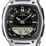 นาฬิกา คาสิโอ Casio 10 YEAR BATTERY รุ่น AW-81D-1A