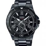 นาฬิกา คาสิโอ Casio STANDARD Analog'men รุ่น MTD-1075BK-1A1V