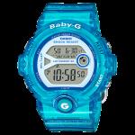 """นาฬิกา Casio Baby-G BG-6903 Jelly series รุ่น BG-6903-2B สีน้ำเงินใส """"Blue Jelly"""" ของแท้ รับประกัน1ปี"""