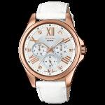 นาฬิกา คาสิโอ Casio SHEEN MULTI-HAND รุ่น SHE-3806GL-7A ของแท้ รับประกัน1ปี