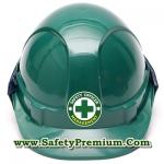 สติ้กเกอร์ติดหมวกแข็ง จป.ระดับบริหาร Safety Officer Management
