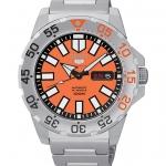 นาฬิกาข้อมือ Seiko 5 sport Monster Automatic Men's Watch รุ่น SRP483K1