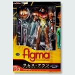 figma No.133 - Samus Aran METROID Other M NEW