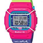 นาฬิกา คาสิโอ Casio Baby-G x X-Girl Collaboration Limited รุ่น BGD-500XG-4JR รุ่นฉลองครบรอบ 20 ปี (Japan only ไม่มีขายในไทย) นำเข้า Japan ของแท้ รับประกัน1ปี