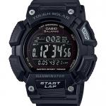 นาฬิกา คาสิโอ Casio SOLAR POWERED รุ่น STL-S110H-1B2 (Black Out) ของแท้ รับประกัน 1 ปี