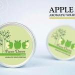 Aromatic Solid Perfume Apple น้ำหอมแห้ง แพดดี้แดดดี้ กลิ่นแอปเปิ้ล (กลิ่นคล้ายน้ำหอม DKNY Be Delicious)