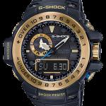 นาฬิกา Casio G-Shock GULFMASTER Black & Gold series รุ่น GWN-1000GB-1A ของแท้ รับประกัน1ปี (CMG)