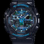 นาฬิกา Casio G-Shock Limited model Cool Blue CB series รุ่น GA-100CB-1A ของแท้ รับประกัน 1 ปี