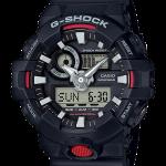 นาฬิกา คาสิโอ Casio G-Shock Standard ANALOG-DIGITAL รุ่น GA-700-1A ของแท้ รับประกัน 1 ปี