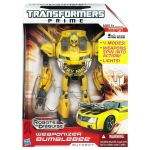 Transformers Prime Weaponizer Bumblebee Figure 8.5 Inches NEW