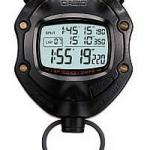 นาฬิกาจับเวลา คาสิโอ casio STOPWATCH SPORTY รุ่น HS-80TW (MULTI-FUNCTION) ของแท้ รับประกัน 1 ปี