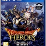 PS4 Dragon Quest Heroes zone 3 [Japan] NEW