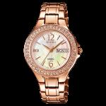 นาฬิกา คาสิโอ Casio SHEEN 3-HAND ANALOG รุ่น SHE-4800PG-9A