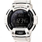 นาฬิกา คาสิโอ Casio SOLAR POWERED รุ่น W-S220C-7AV