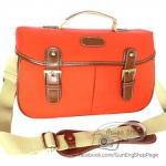 กระเป๋ากล้อง Trendy Bag Orange (M)