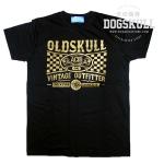 เสื้อยืด OLDSKULL ULTIMATE ACID #xx | สีดำ