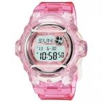 นาฬิกา คาสิโอ Casio Baby-G 200-meter water resistance รุ่น BG-169R-4DR (Jelly ชมพูใส)