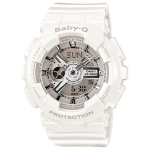 นาฬิกา คาสิโอ Casio Baby-G Standard ANALOG-DIGITAL Girls' Generation รุ่น BA-110-7A3