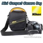 กระเป๋ากล้อง Mini Compact Nikon AW1S1 P600 P520 L830 L820 L330 V3 V2 V1 J4 J3 J2