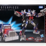 Hasbro Transformers Masterpiece Movie Series MPM-4 Optimus Prime NEW